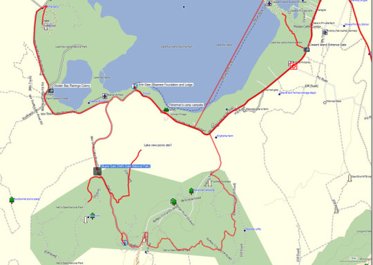 Karte: T4Africa